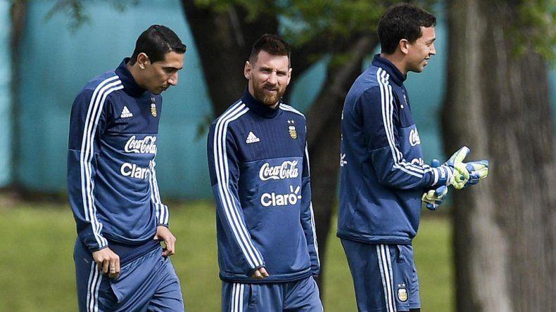Así formaría la Selección frente a Perú