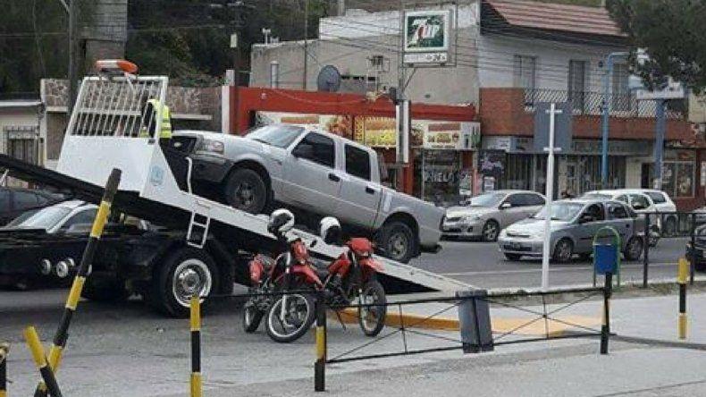 Foto: Damián vía WhatsApp a El Patagónico