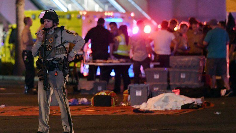 En la masacre de Las Vegas fallecieron 59 personas y más de 500 quedaron heridas.