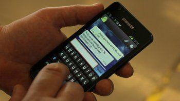 Los elementos robados habían sido ofrecidos en venta a través de WhatsApp.