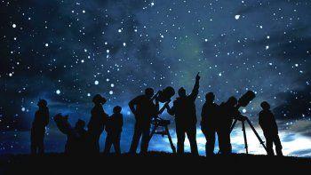 Mañana habrá encuentro de Astronomía para novatos