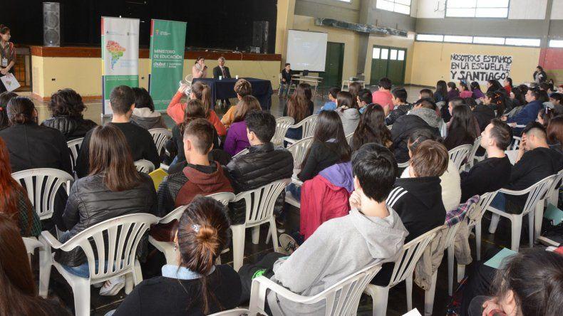 El Parlamento Juvenil del Mercosur se desarrolló en Trelew contando con la participación de 130 alumnos de diferentes instituciones de Chubut.