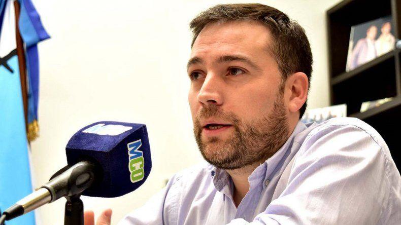 Marcos Antonelli integró por algo menos de dos años el gabinete del municipio caletense.