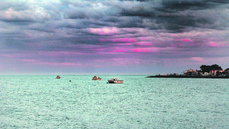 El paraíso de  los pescadores