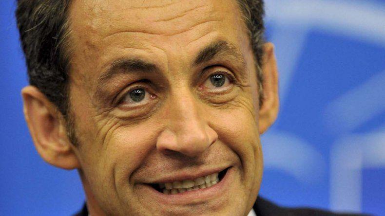 Nicolas Sarkozy vive una complicada situación judicial.