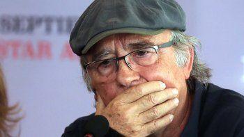 Joan Manuel Serrat se encuentra de gira por la Argentina.