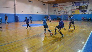Hoy se jugará otra jornada decisiva en la sede de la CAI por el torneo de futsal Copa Mario Amado-Alberto Bellido.