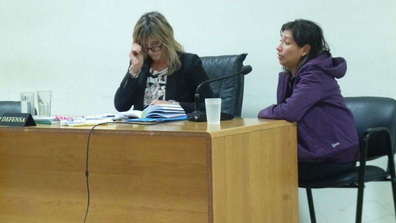 La mujer que está imputada por el homicidio de Pablo Rúa continuará investigada hasta el 10 de diciembre y deberá presentarse periódicamente ante un órgano de control.