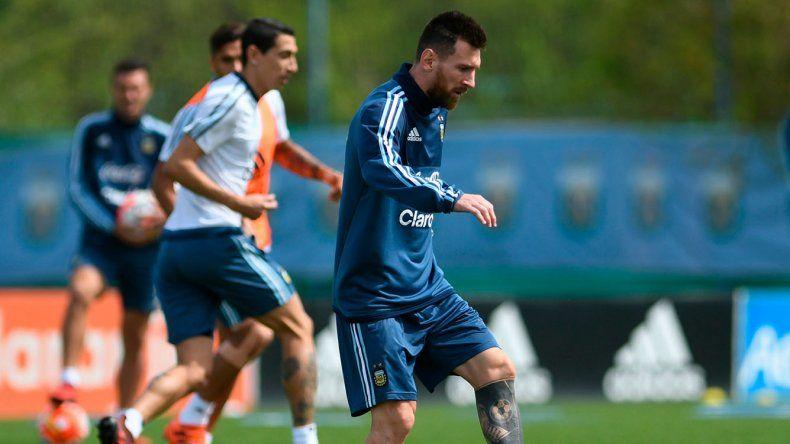 Messi vuelve a jugar en un escenario que nunca le fue favorable.