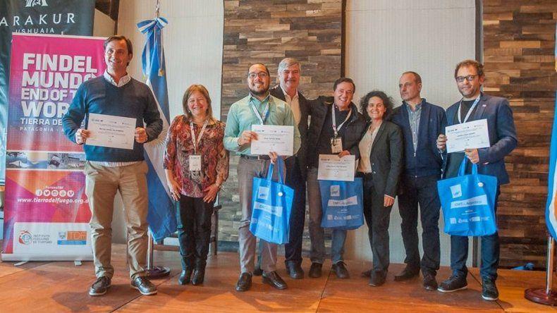 Chubut fue una de las dos provincias patagónicas que participaron en el curso internacional de la Organización Mundial de Turismo.