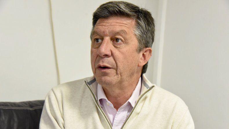 Gustavo Menna encabeza en Chubut la lista de candidatos a diputados nacionales por Cambiemos.