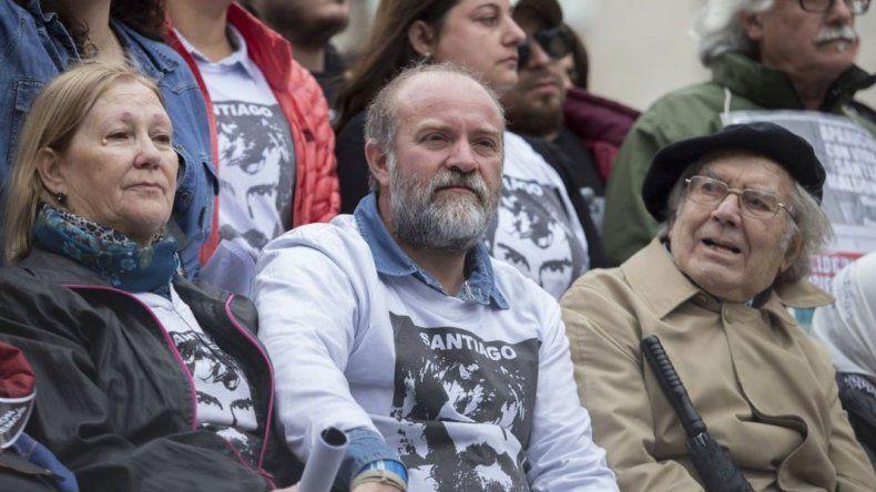 Desmienten la aparición de la mochila y el celular que Santiago tenía el 1 de agosto