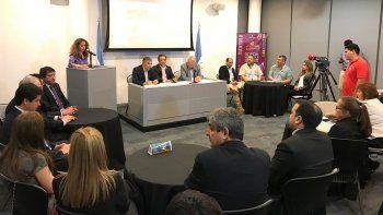Frutar 2017 reunió a empresas, funcionarios de distintas provincias y operadores vinculados al rubro frutihortícola.
