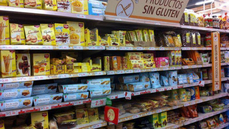 Elevan el reintegro a celíacos por la compra de productos sin gluten