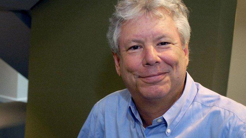Premian con el Nobel de Economía a Richard Thaler