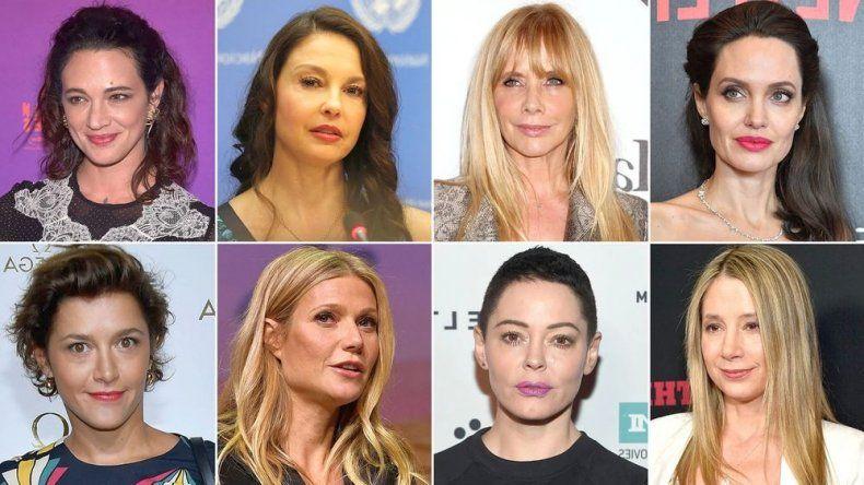 Gigantesco escándalo por abusos sexuales en Hollywood