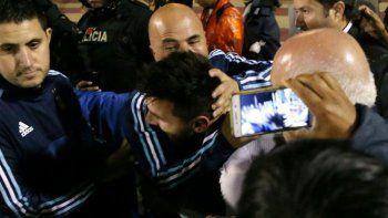 sampaoli: el futbol le debe el mundial a messi