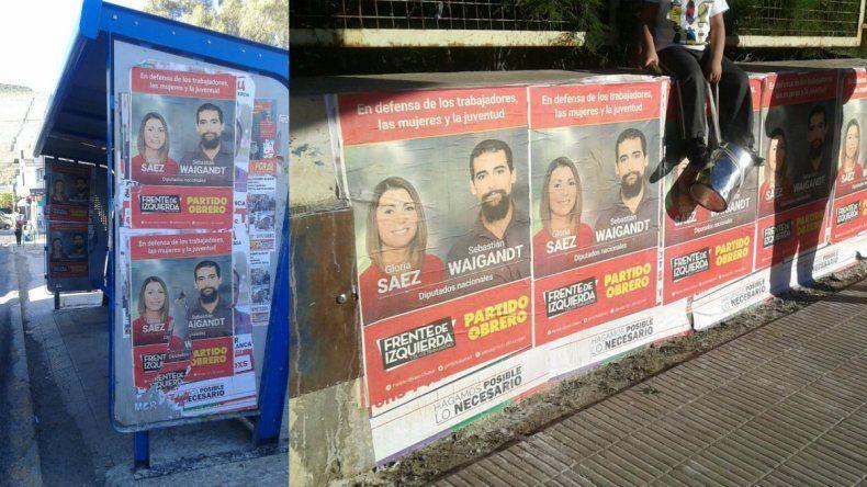 Saavedra: pedimos respeto y reiteramos el llamado a la unidad de la izquierda