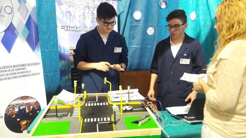 El proyecto de alumnos de la Escuela 742 de Kilómetro 5 fue uno de los trabajos que clasificó a la instancia nacional de la Muestra de Innovación Educativa.