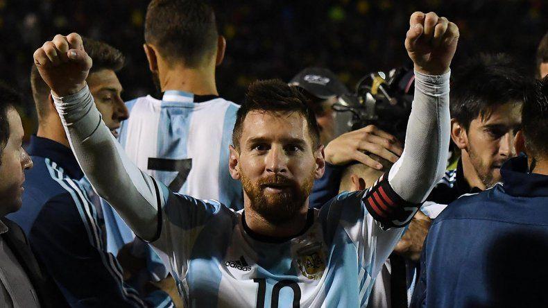 Messi aportó en el momento oportuno ante Ecuador y metió a la Selección en el Mundial. Ahora hay que empezar a pensar en el equipo.