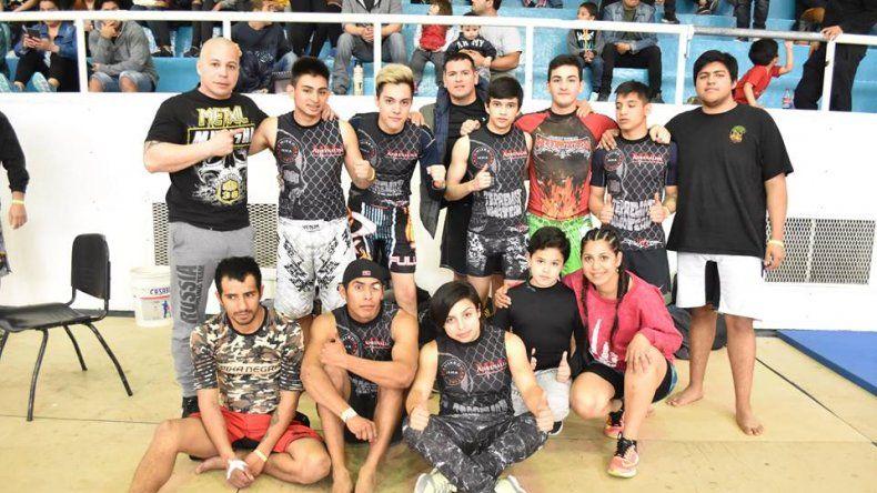 Un espacio para los nuevos talentos y la promoción. Con esa impronta el Gym Fight Club concretó el 2° Torneo Amateur de Kickboxing y Grappling.