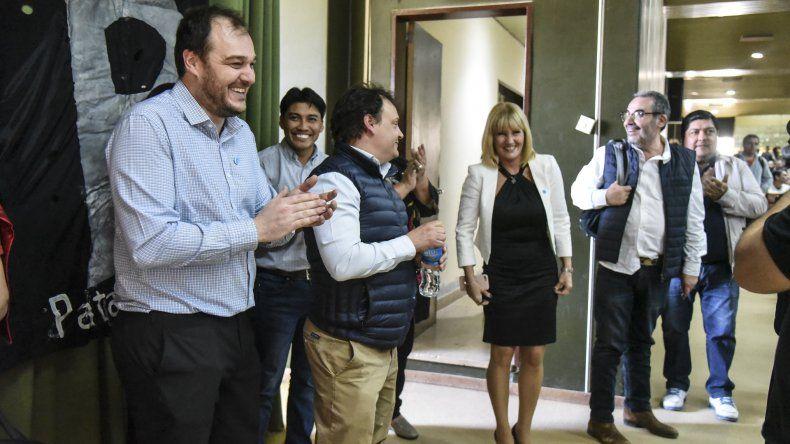 Carlos De Marziani fue elegido como nuevo rector de la Universidad Nacional de la Patagonia San Juan Bosco. Estará acompañado por Mónica Freile como vicerrectora.