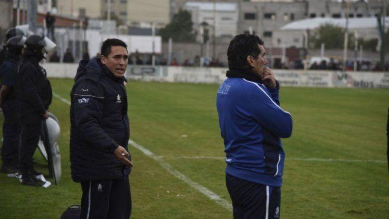 Nicolás Santana acompañará a Piti Murúa en Deportivo Madryn