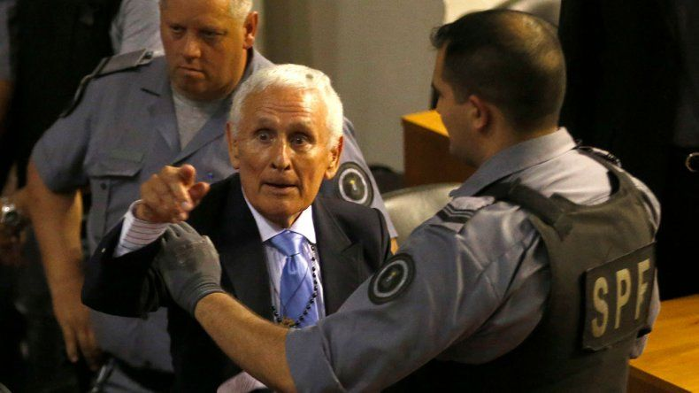 El represor ya está condenado a prisión perpetua por otras causas.