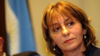 La procuradora de la Nación, Alejandra Gils Carbó fue procesada y sufrió también embargo de bienes.