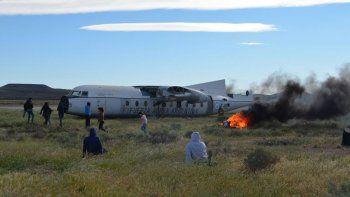 Alrededor de 300 personas participaron del operativo de seguridad que se realizó ayer en el Aeropuerto Mosconi.
