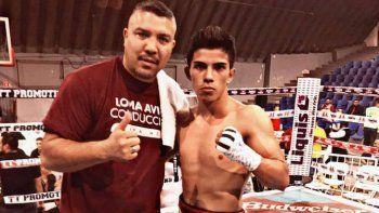 Eduardo Villa del Club de Boxeo Comodoro, será uno de los animadores del semifondo profesional.