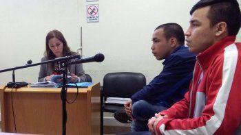 Luis y Daniel Millapi seguirán presos hasta que se reanude la audiencia preliminar por seis causas que tienen en trámite.