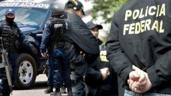 una agencia de la policia federal de comodoro combatira el narcotrafico