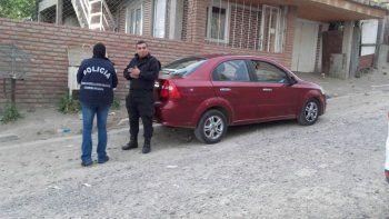 allanan la vivienda de un remisero  sospechoso de un robo domiciliario