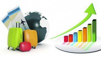 Turismo: siete años de crecimiento sostenido