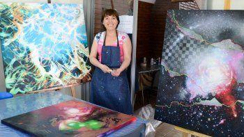 Fabiola Castro se prepara para inaugurar Fascinación, una muestra basada en uno de los grandes íconos artísticos.
