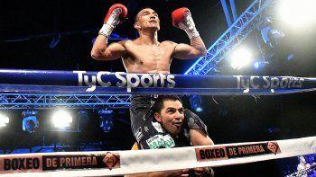 Omar Narváez sigue inscribiendo su nombre con grandes letras en el boxeo nacional e internacional.