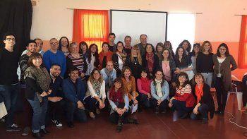 Los coordinadores de las cabeceras del Operativo de evaluación y calidad educativa Aprender fueron capacitados por el Ministerio de Educación de Chubut.