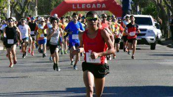 Albert Luna se impuso en su categoría y en la general, demostrando tener un gran futuro atlético.