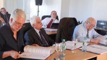 el consejo de la magistratura sesiona  desde hoy en el concejo deliberante