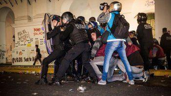 suspendieron los francos de las fuerzas de seguridad