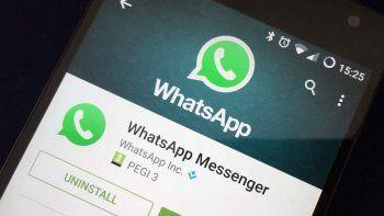 se podra denunciar infracciones a la veda electoral por whatsapp