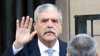 El juez federal Luis Rodríguez pidió el martes el desafuero como diputado de Julio de Vido y su detención.