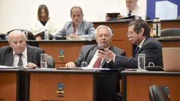 El Consejo de la Magistratura de Chubut sesiona desde ayer en el Concejo Deliberante de Comodoro Rivadavia.