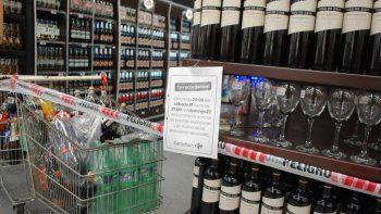 ¿a partir de cuando comienza la veda de venta de alcohol?