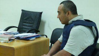 Miguel Angel Pallalaf, el hombre que violó y asesinó a Yasmin Chacoma.
