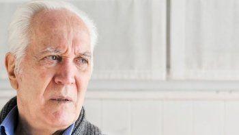 Federico Luppi falleció ayer en Buenos Aires a los 81 años.