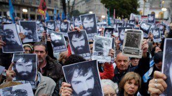 cronologia del caso santiago maldonado