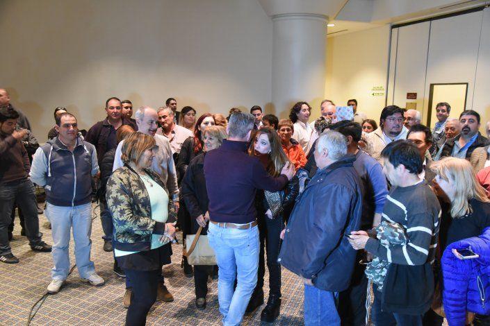 Una reñida victoria de Das Neves — Chubut