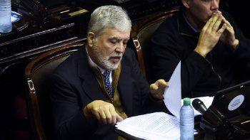 julio de vido pidio licencia en su cargo como diputado nacional